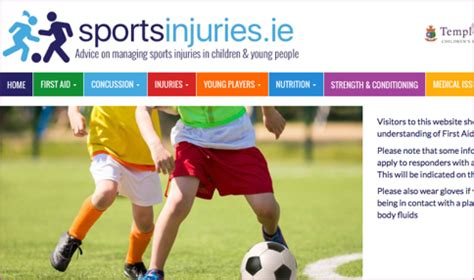 Research about sports injuries
